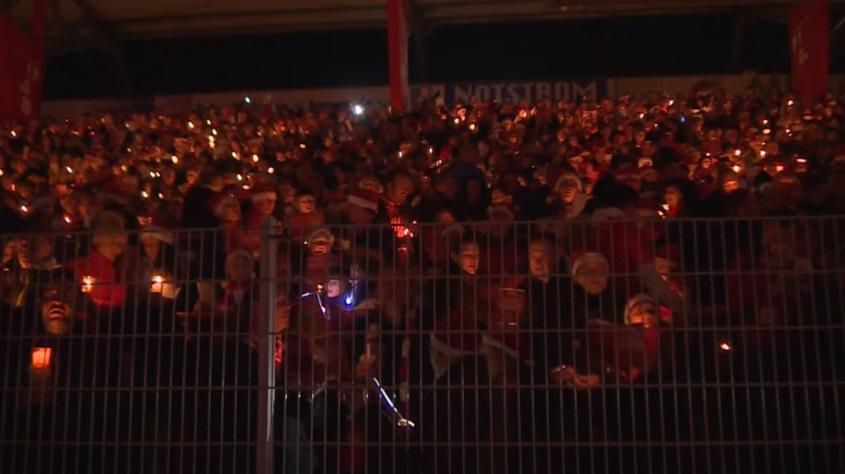 berlin božić navijači