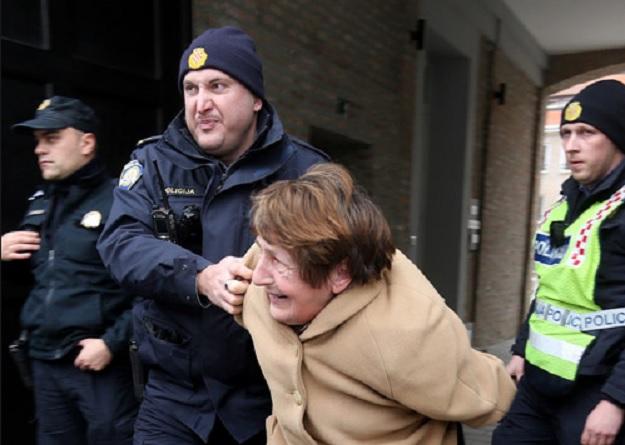 policajac policija osijek