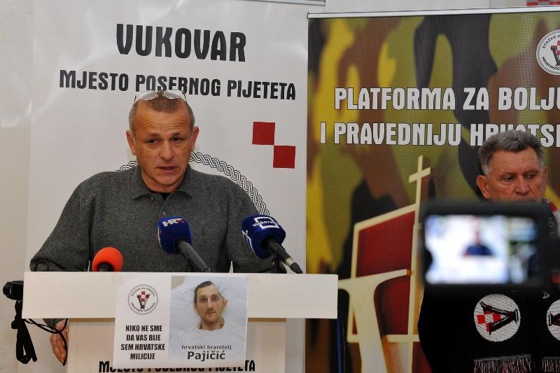 Stožer za obranu hrvatskog Vukovara pajčić