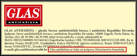 predrag fred matić antifašisti ministarstvo branitelja