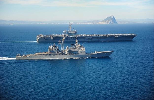 iran američka mornarica