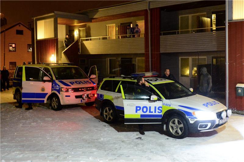 švedska policija imigranti