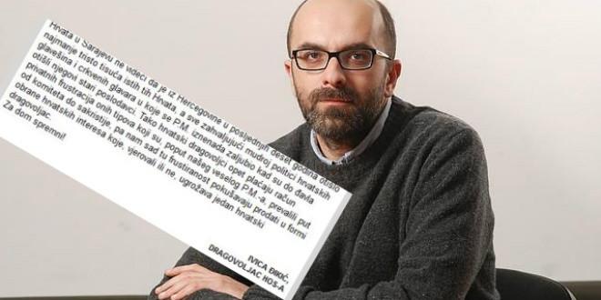 ivica đikić hos srpske novosti