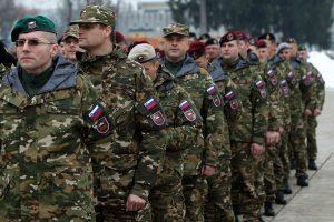 slovenska vojska slovenija