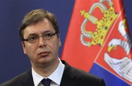 Aleksandar Vučić srbija