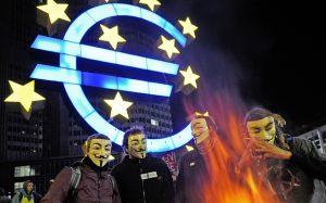 eurozona euro valuta