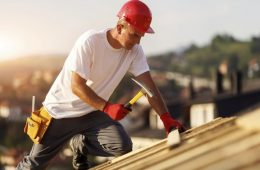 obnova fasade krova potpora