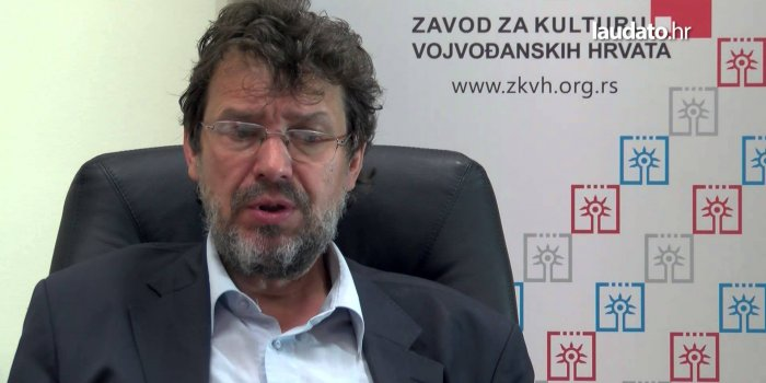 dshv Demokratskog saveza Hrvata u Vojvodini Tomislav Žigmanov