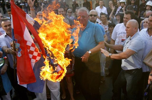 hrvatska manjina u srbiji