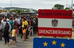 austrija imigranti
