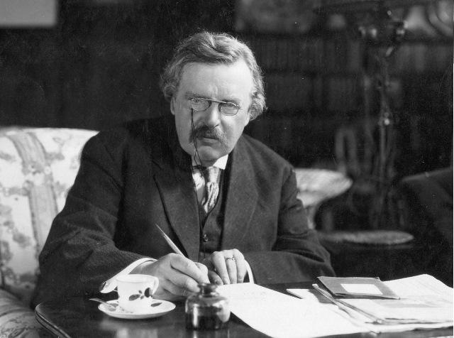 obnova Gilbert K. Chesterton