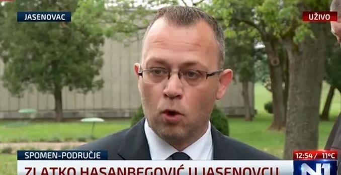 zlatko hasanbegovic jasenovac