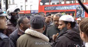 london imigranti britain first