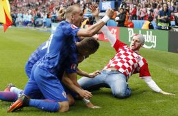 hrvatska turska navijač
