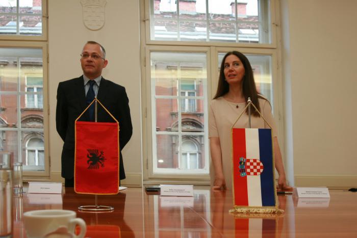 hasanbegović albanija