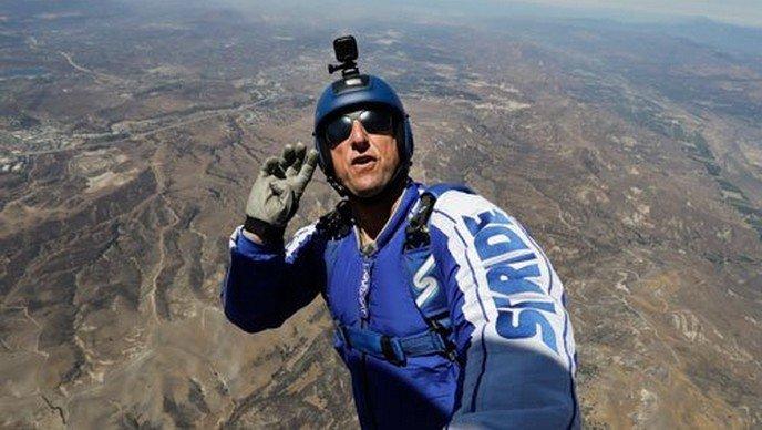 skok bez padobrana