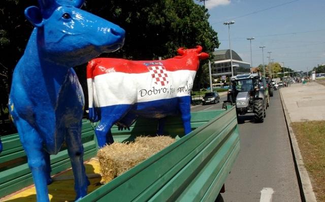 europska unija hrvatski mljekari