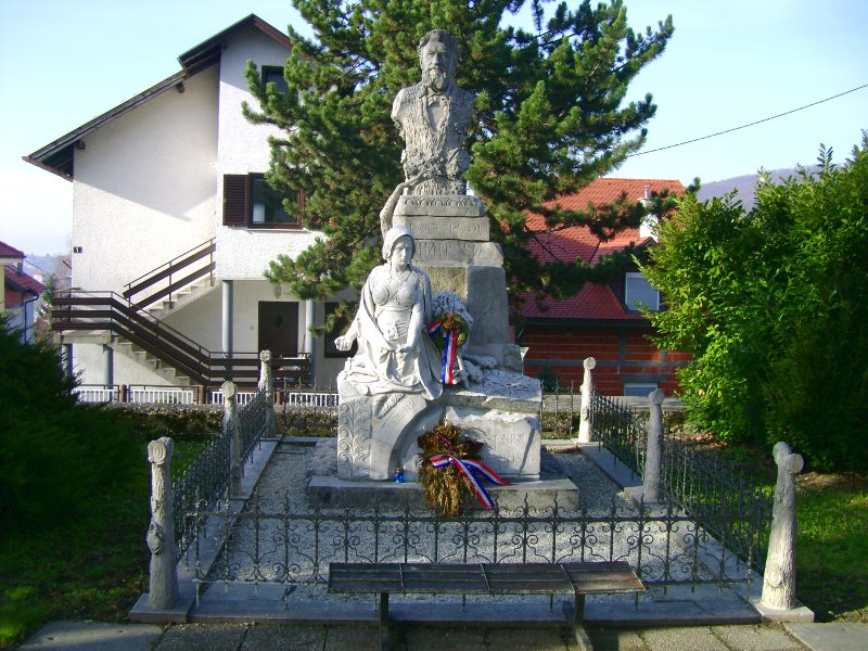 Grob Ante Starčevića u Šestinama