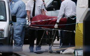 london terorizam
