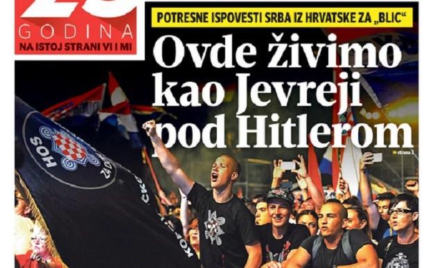 srbi u hrvatskoj