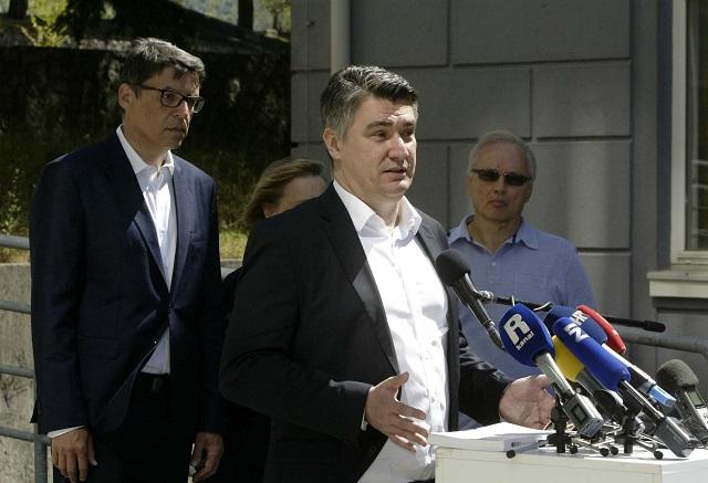 narodna koalicija sdp milanović boris jokić