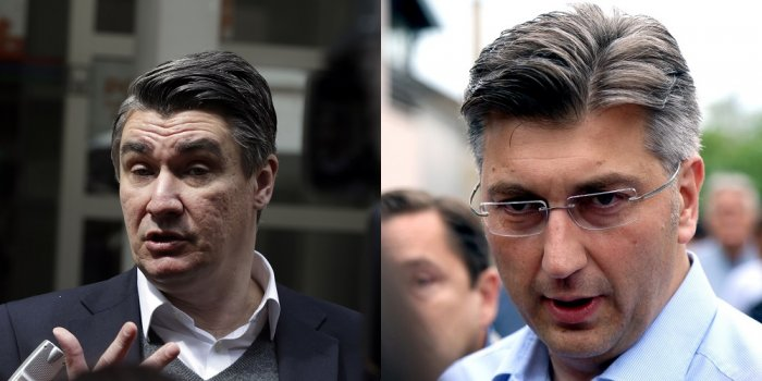 plenković milanović hdz sdp debata