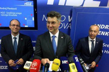 plenković hdz ivica šola desni ekstremizam centra