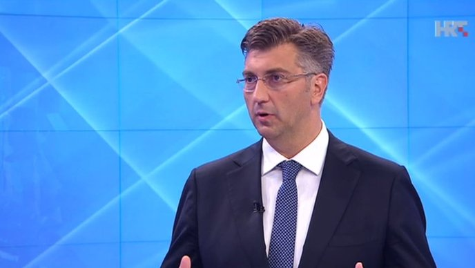 plenković dhz most