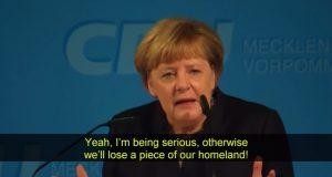 angela merkel nijemci njemačka