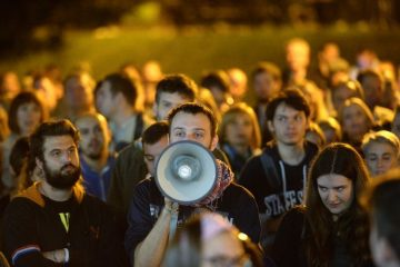 leo marić hrvatski studiji studenti govore filozofski fakultet plenum
