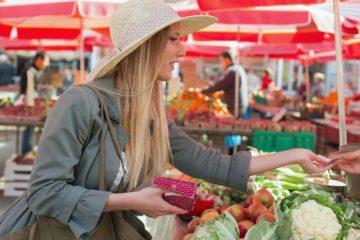 tržnice, salmonela