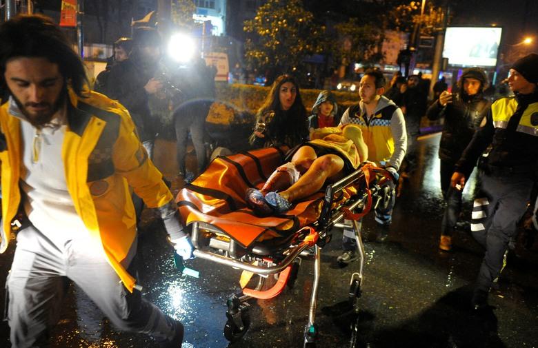 instanbul, teroristički napad, islamisti