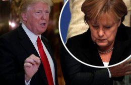 trump, europska unija, eu, merkel, njemačka