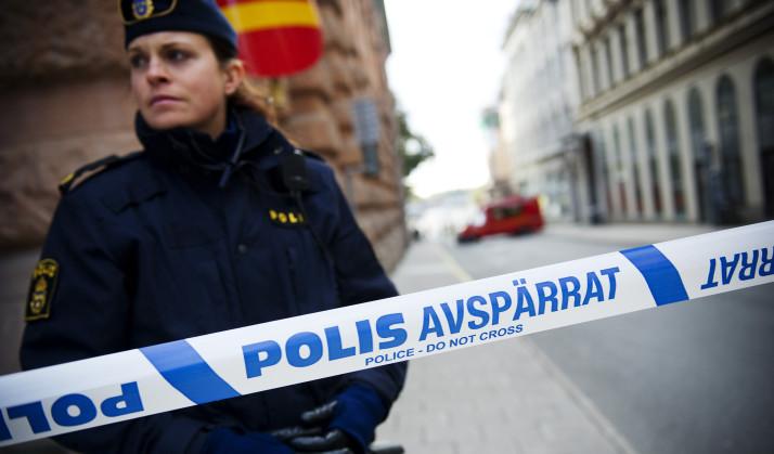 švedska, imigranti, policija