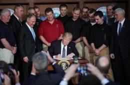 trump, globalno zagrijavanje, co2, obama, clean power