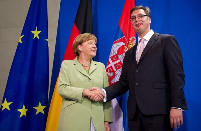 njemačka, srbija, eu, europska unija, jugoslavija, vučić, merkel