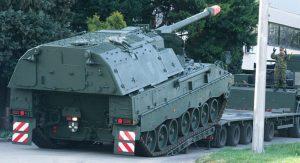 hrvatska vojska, hv, haubice