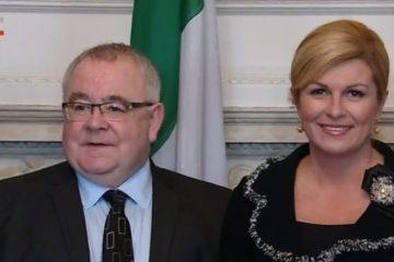 predsjednica, kolinda, irska