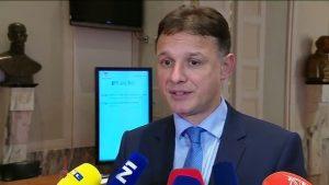jandroković, predsjednik sabora