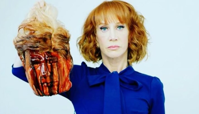 kathy griffin, trump, cnn