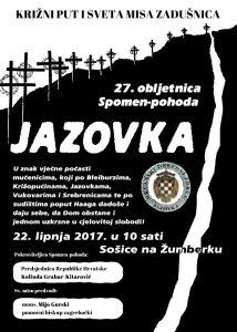 jazovka 2017