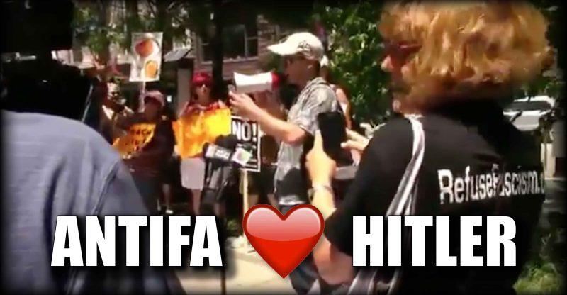 antifašisti, antifašizam, hitler