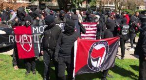 antifa, antifašisti, antifašizam, sad, new jersey