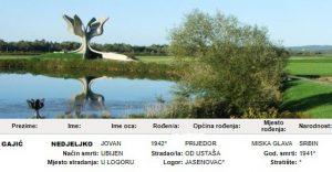 jasenovac, logor, ndh, ustaše, popis žrtava, jasenovački popis