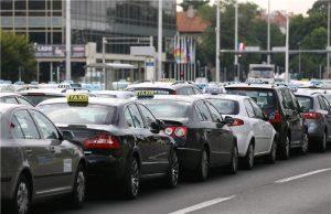 taksi, uber, taksisti, prosvjed