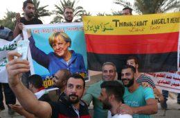 njemačka, imigranti, merkel