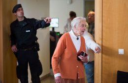Ursula Haverbeck, holokaust, auschwitz, njemačka