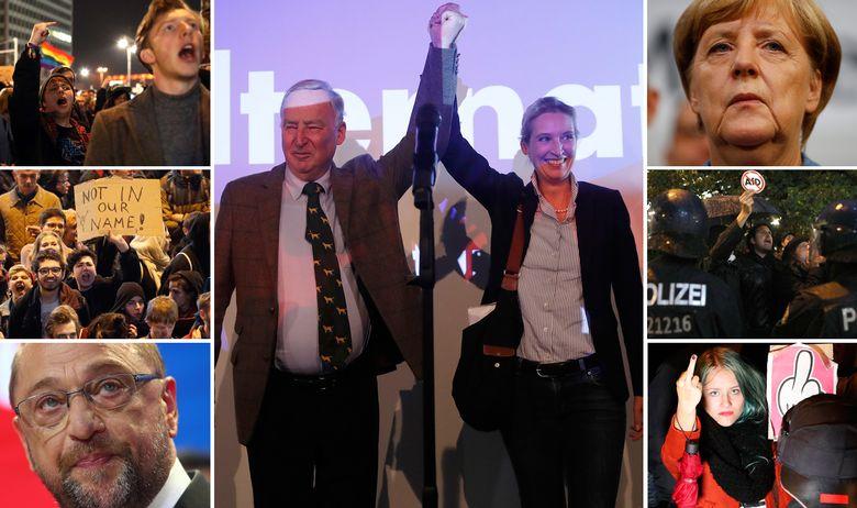 izbori u njemačkoj, njemačka, angela merkel, afd