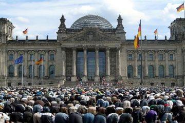 njemačka, muslimani, imigranti, demokršćani, cdu