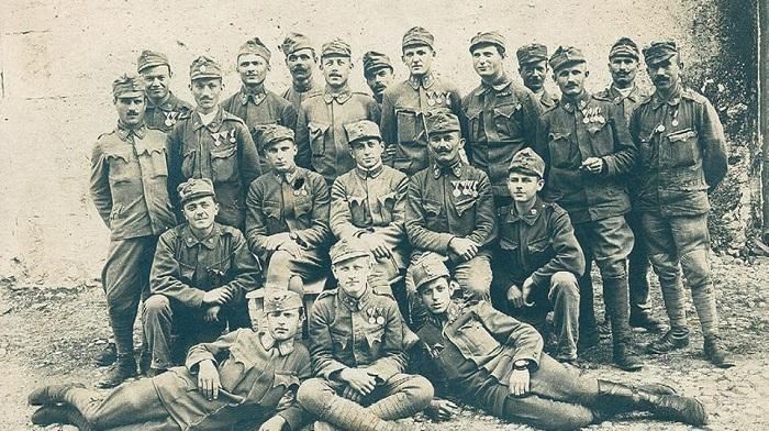 pokolj hrvata u odesi, prvi svjetski rat, domobrani, srbi, rusi